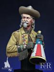"FeR Miniatures - William Fredrick Cody, ""Buffalo Bill"", 1906"