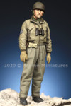 Alpine Miniatures - WWII U.S Tank Commander #1