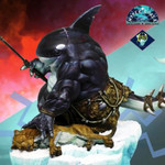 Aradia Miniatures - Tulkha, The Killer Whale