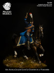 Pegaso Models - Achille Jacques Louis Le Chartier de la Variniere – ADC of St Cyr