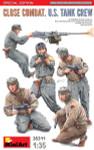 Miniart Models - Close Combat, U.S. Tank Crew