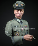 "Alpine Miniatures -  Captain ""Grossdeutschland"" (1/16 scale)"