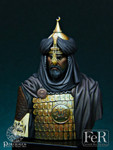 FeR Miniatures: Portraits of the Middle Ages - Saladin, Sultan of Egypt and Siria Arsuf, 1191