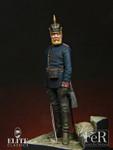 FeR Miniatures: Elite Miniatures - Prussian Foot Guard Hauptman, 1870