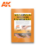 AK Interactive - Carving Foam 10mm A5 Size (228 X 152 mm)