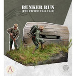 Scale 75 - Bunker Run, The Pacific, 1944-45