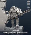 Nutsplanet: Trigger - Nest Destroyer Heavy Gunner w/Base