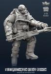Nutsplanet: Trigger - Nest Destroyer Heavy Gunner