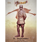 Dolman Miniatures - G. Guynemer, 75mm