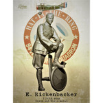 Dolman Miniatures - E. Rickenbacker, 90mm