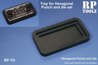 RP Toolz - Tray for Hexagonal Punch & Die Set