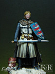 FeR Miniatures: Clash of Cultures - Teutonic Knight Prussia, 1239