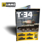 Ammo of MiG - T-34 Colors. T-34 Tank Camouflage Patterns in WWII