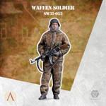 Scale 75 - Waffen Soldier