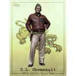 Dolman Miniatures - C. L. Chennault (75mm)
