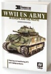 Vallejo - WWII US Army in Europe & the Pacific Painting & Weathering AFV Book