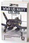 Vallejo - WWII US Navy Colors Painting & Weathering Aircrafts Book