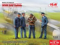 ICM Models - WWII RAF Cadets