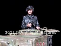 Alpine Miniatures - Michael Wittman, WWII SS Panzer Ace