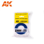 AK Interactive - 2mm Masking Tape for Curves