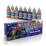 Scale 75 - Basic Colors Acrylic Paint Set 1