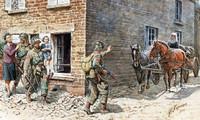 Masterbox Models - Soldiers & Civilians, France