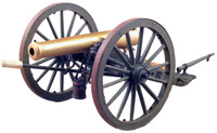 Wm. Britain: American Civil War: American Civil War 12 Napoleon Cannon No. 1