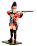 Wm. Britain - British 60th Regiment of Foot Grenadier Standing Firing, 1854-1763