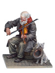 Andrea Miniatures: A Wonderful World - The Old Fiddler