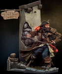 Andrea Miniatures Pirates of the Caribbean: Port Royal