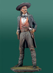 Andrea Miniatures: The Golden West - Wild Bill Hickok