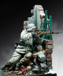 Andrea Miniatures: The Third Reich - German Sniper, 1944
