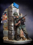 Andrea Miniatures: The Third Reich - WWII German Feldwebel, France, 1940