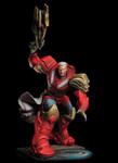Andrea Miniatures: Dark Nova - Kurt Neuman, Firereach Shock Trooper