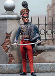 Andrea Miniatures: British Colonials - 15th British Hussars, 1822