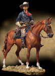 Andrea Miniatures: Classics In 90MM - Son of the Morning Star - Custer