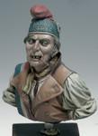 Andrea Miniatures: The Bust Collection - Le Sans Culotte, 1793