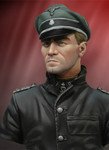 Andrea Miniatures: The Bust Collection - Joachim Peiper, 1944