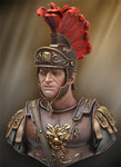 Andrea Miniatures: The Bust Collection - Praetorian Officer, 1st Century