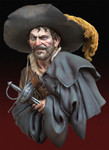 Andrea Miniatures: The Bust Collection - The Looter, 1640