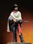 Pegaso Models - Cowboy with Winchester 1870