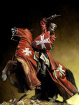 Pegaso Models - Brother of St. John Order Knight