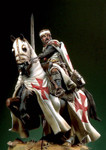 Pegaso Models - Templar Knight in Holy Land XIII Century