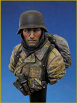 Young Miniatures - German Waffen SS, Ardennes 1944