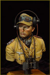 Young Miniatures - DAK Panzer Officer