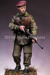 Alpine Miniatures - British S.A.S. Commando