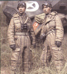 Alpine Miniatures - British Tank Crew Set