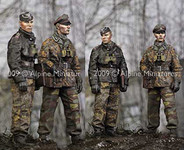 Alpine Miniatures - LAH in the Ardennes Set