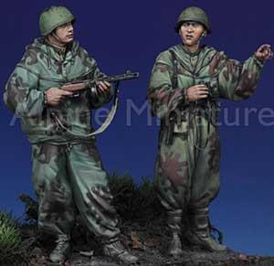 Alpine Miniatures - WW2 Russian Scout Set