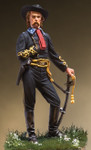 Andrea Miniatures: Series General - General Custer, 1863
